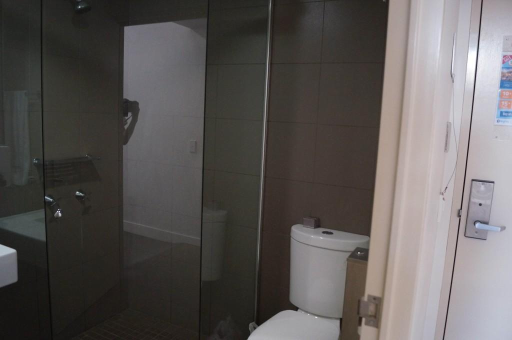 Sydney Harbour YHA Bathroom