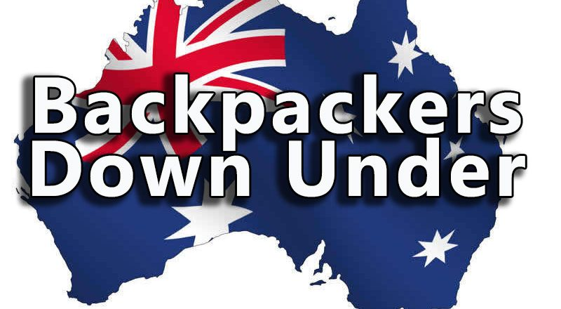 Backpackers in Australia, an Infographic