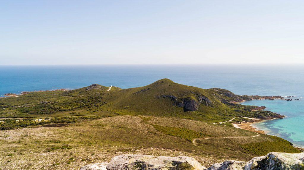 Climbing Route Rocky Cape National Park