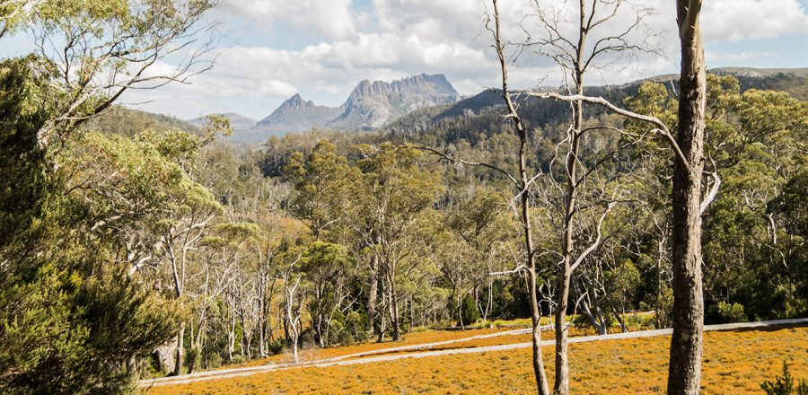 Cradle Mountain, A Tasmanian Landmark