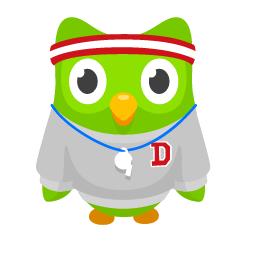 Duo Duolingo Owl