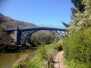 Exploring Ironbridge