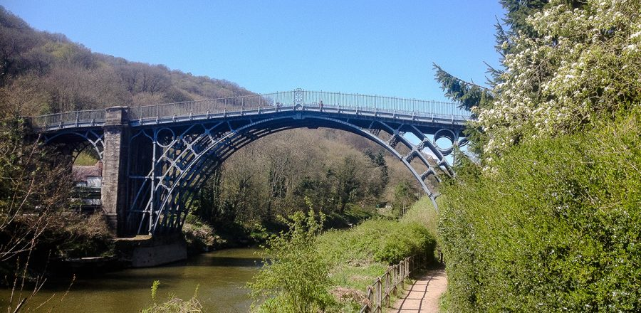 Exploring Ironbridge