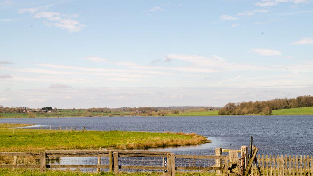 Abbots Bromley Blithfield Reservoir