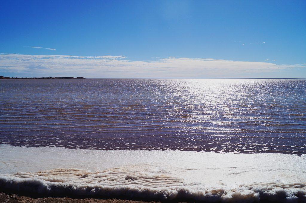 Salt Flats Australia