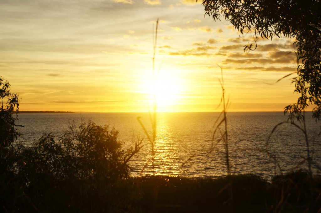 the best place to watch sunsets in Darwin