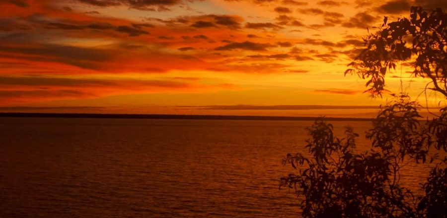 Watch a Darwin Sunset in Pictures. Start to Finish