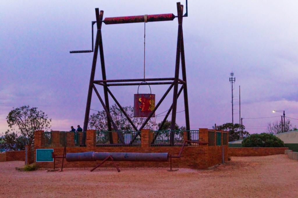Coober Pedy Mining Equipment