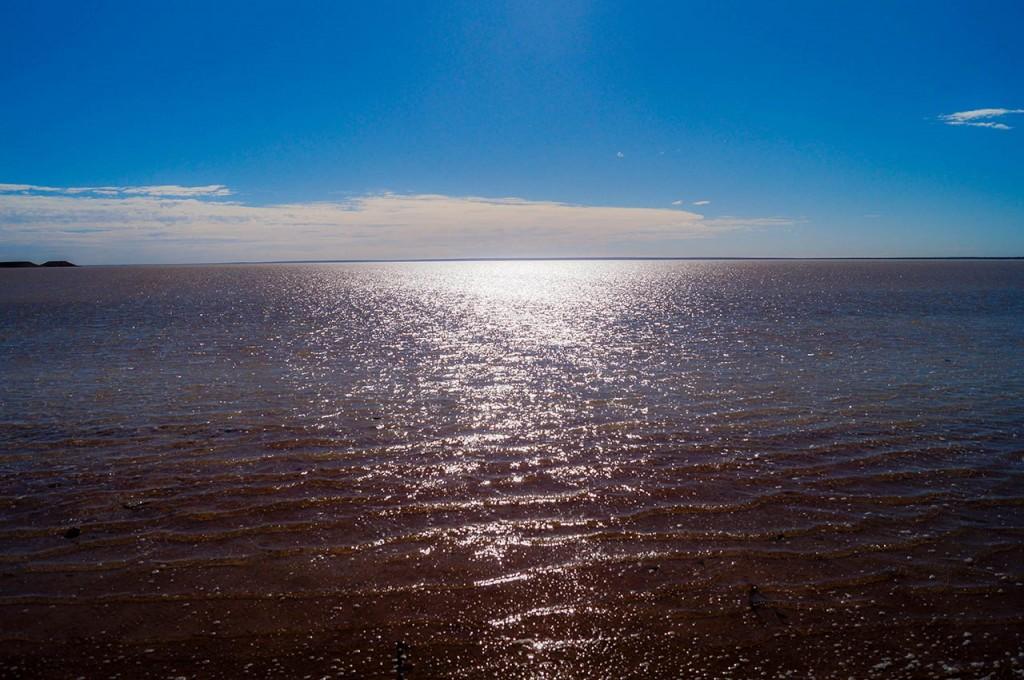 Salt Flats in Australia