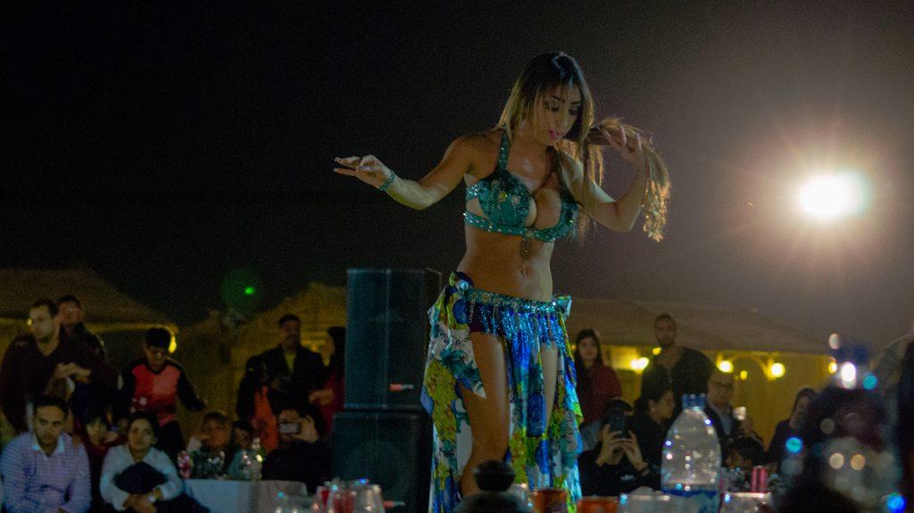 Dubai Belly Dancer