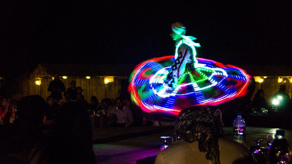 Light Dancer Dubai