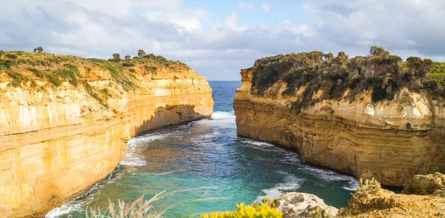 Loch Ard Gorge, the Shipwreck Coast, Australia