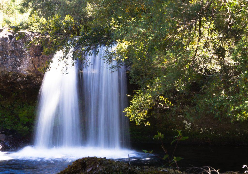 Cradle Mountain Waterfall