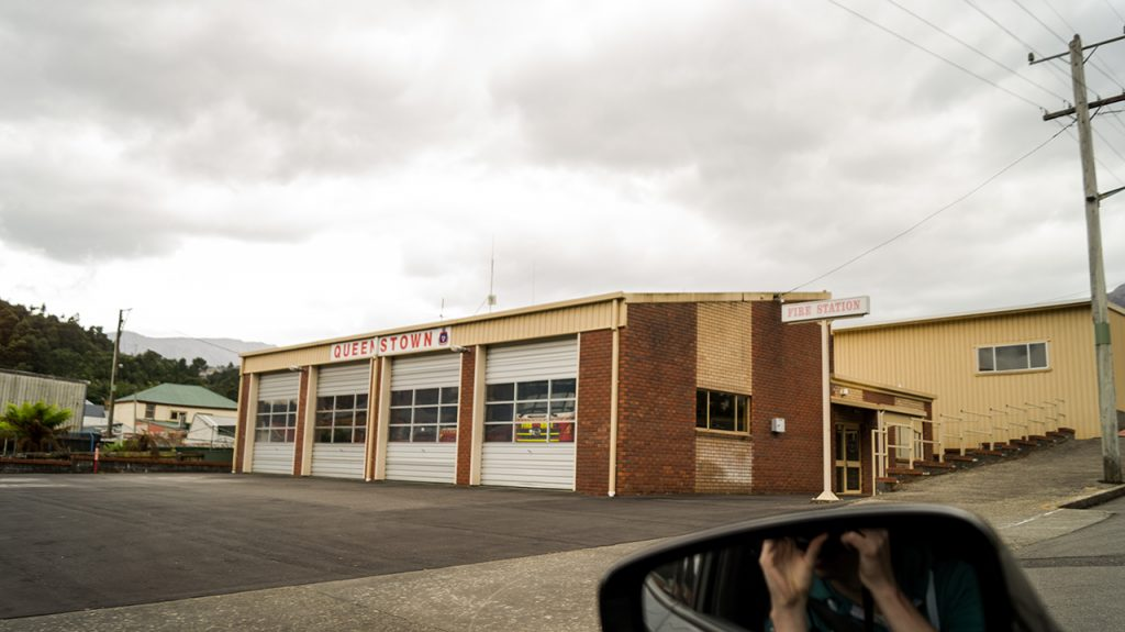 Queenstown Fire Station