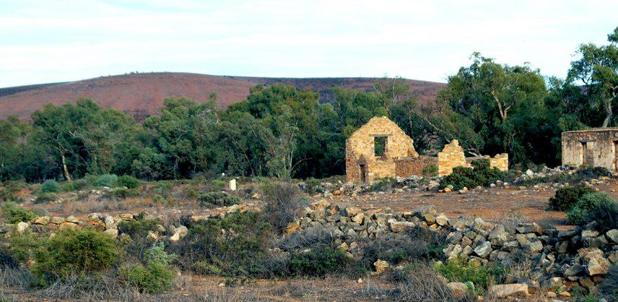 Farina, An Australian Ghost Town