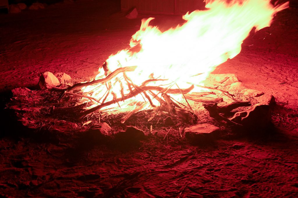 Outback Campfires