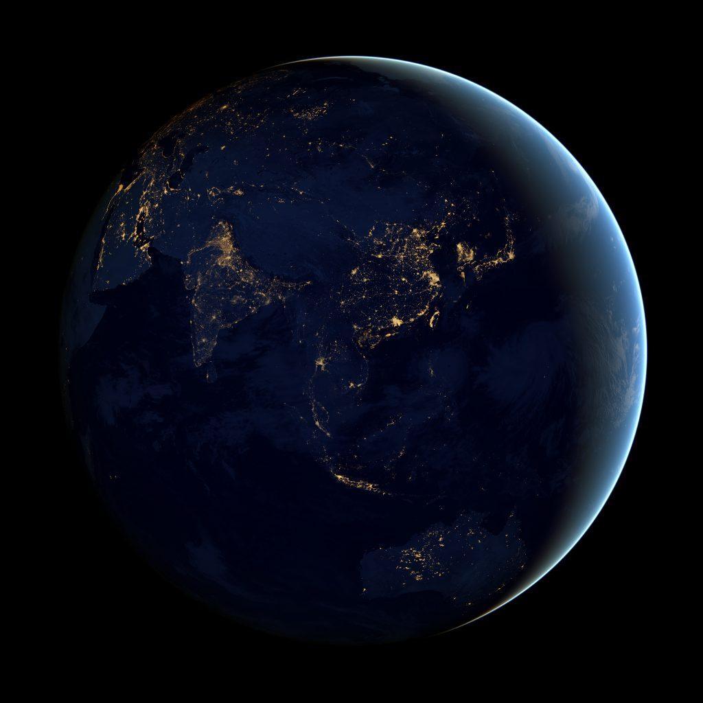 Photo taken by NASA - https://www.flickr.com/photos/gsfc/