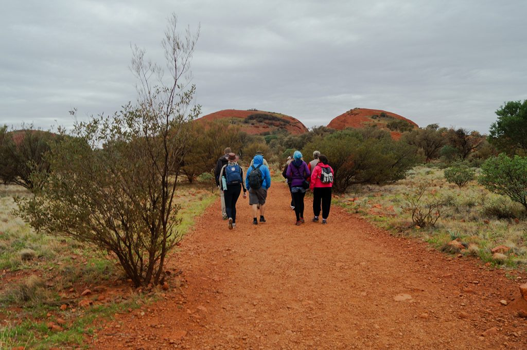 Kata Tjuta easy to access walk