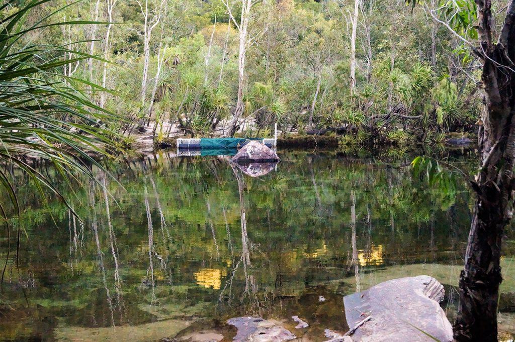 Kakadu Crocodile Traps