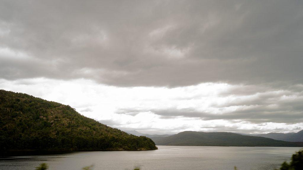 Lake in Tasmania