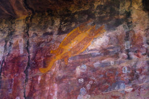 Ubirr's Aboriginal Rock Paintings and Stories