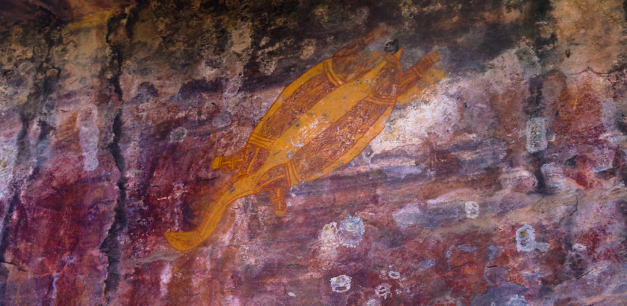 Ubirr's Aboriginal Rock Paintings and Stories