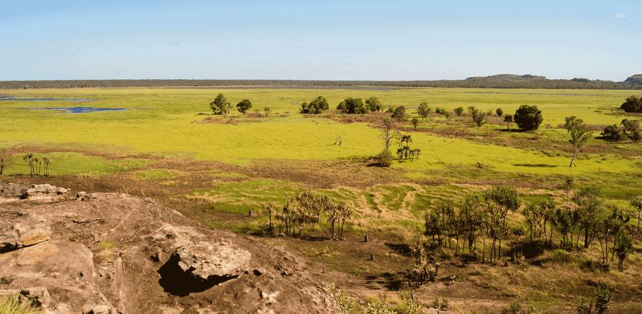 Panoramic Views of the Nadab Floodplains