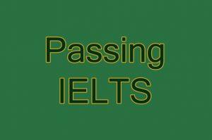 How to Pass an IELTS Test