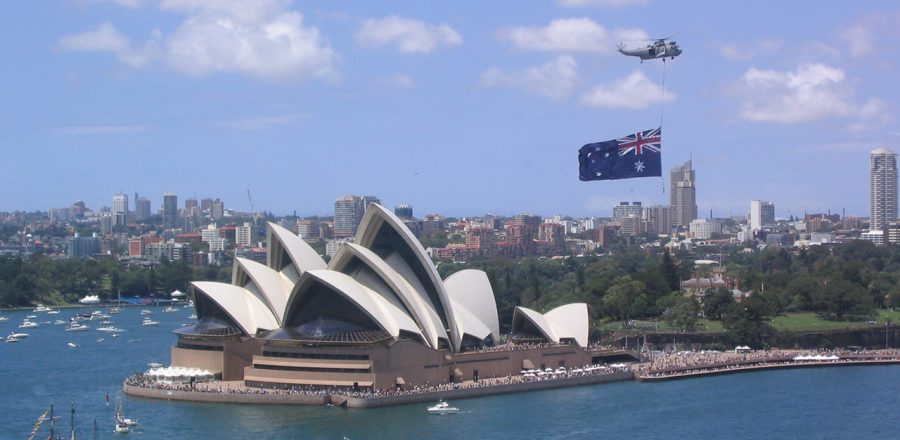 Where to Find Australia Day Celebrations 2018