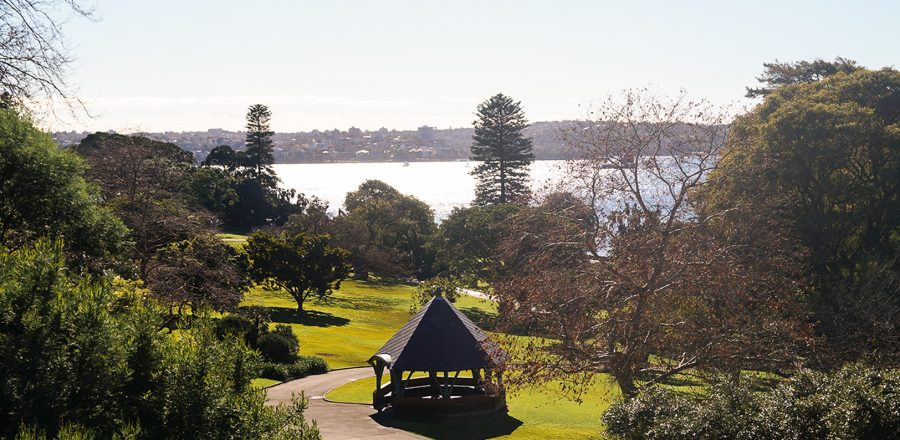 The Royal Botanical Gardens, Sydney. City Centre Sightseeing
