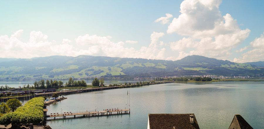A Day Out in Rapperswil-Jona