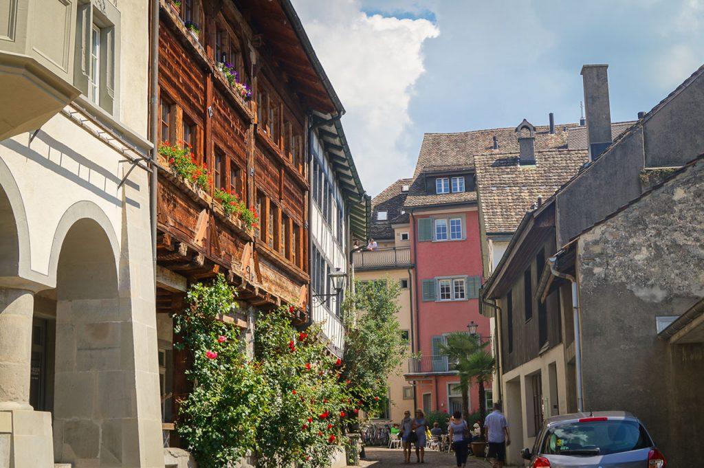 Rapperswil Altstadt