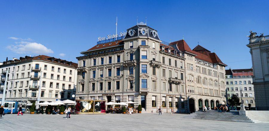 Zurich in a Day