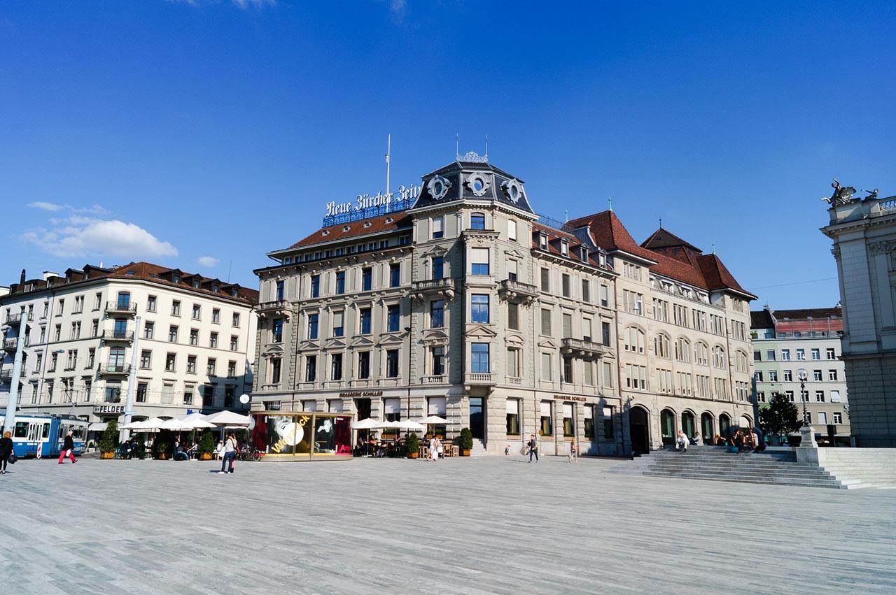 Isn't Zurich a Wonderful Place?