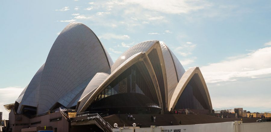Exploring Sydney by Foot and by Bus
