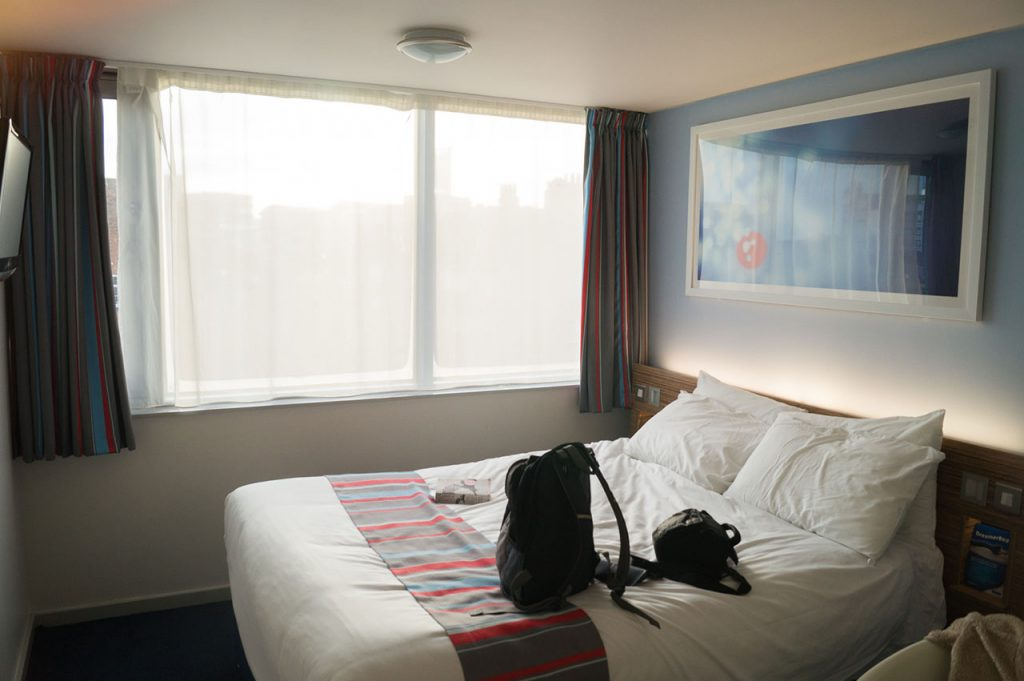 travelodge in Kings Cross