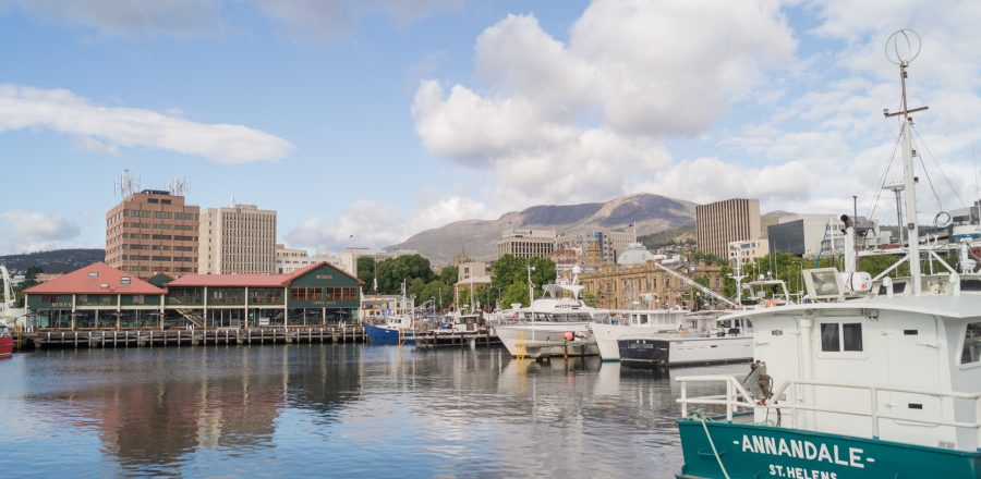 My Day in Hobart