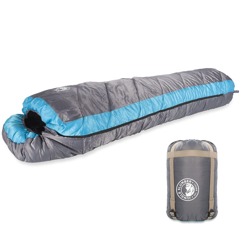best sleeping bag for travelling