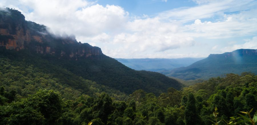 My 1 Day Tour of the Blue Mountains