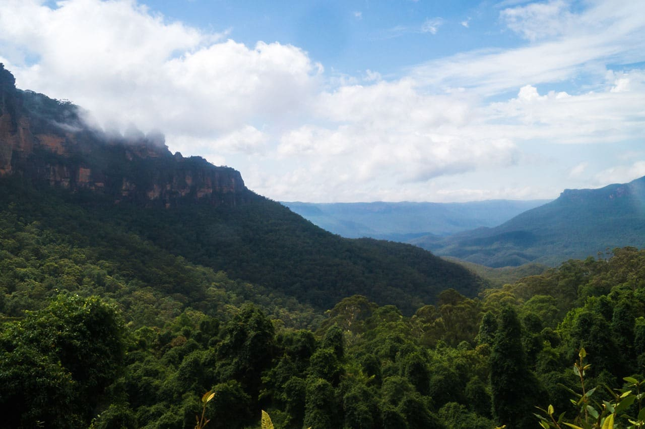 Day Trip to the Blue Mountains