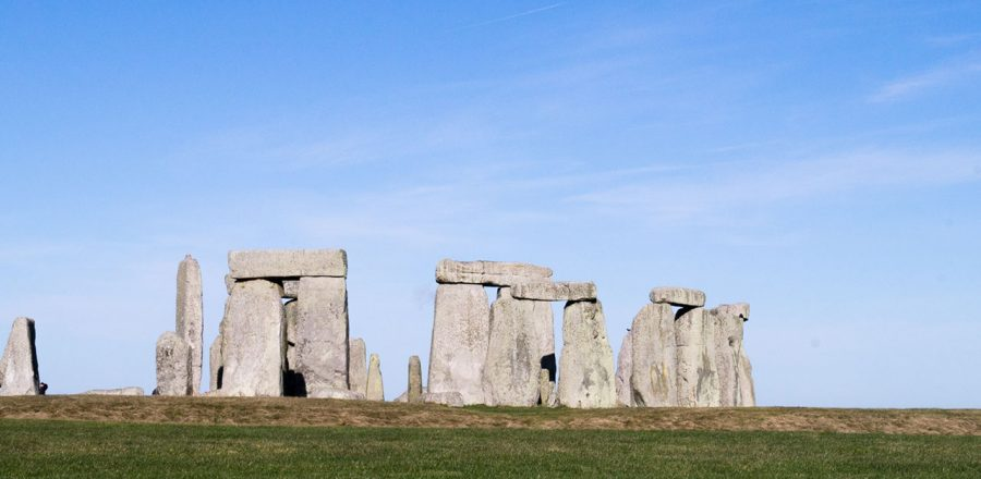 A Spring Stonehenge Day Trip