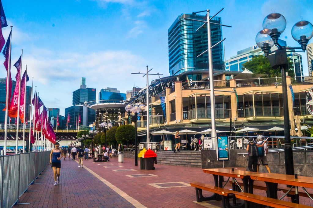 Things to do in Darling Harbour