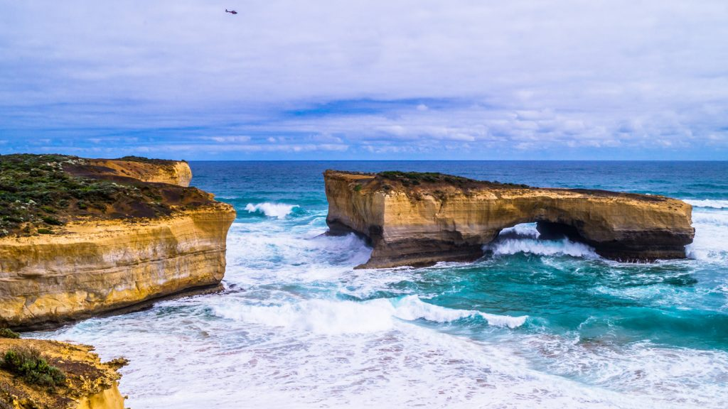 London Bridge, the Great Ocean Road